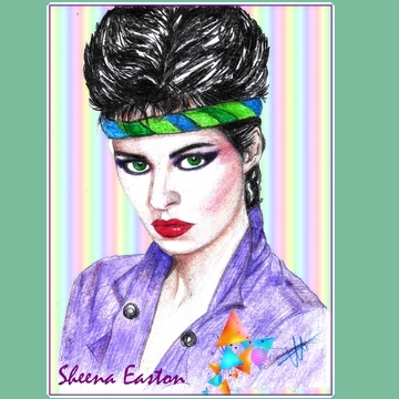 Sheena Easton by isabella1988